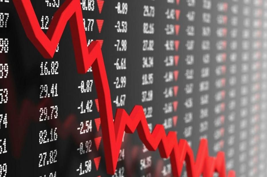 Χ.Α: Τραπεζική πτώση