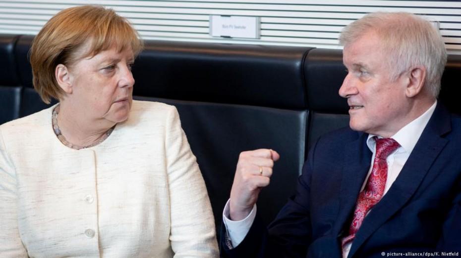Βερολίνο: Επετεύχθη συμφωνία με την Ιταλία για το μεταναστευτικό