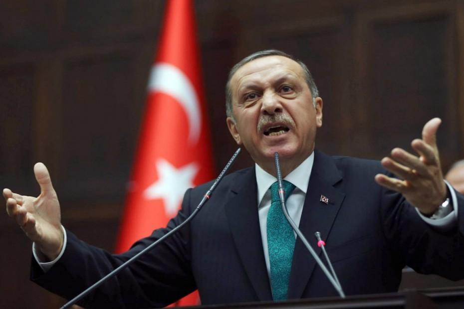 Νέες απειλές Ερντογάν σε Ελλάδα και Κύπρο