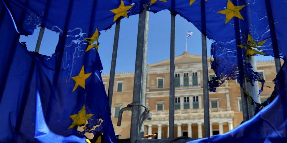 Ελληνική η τέταρτη χαμηλότερη ανάπτυξη στην Ευρωζώνη