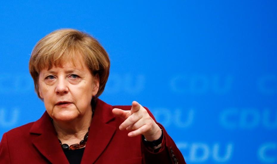 Μέρκελ: Έκκληση για σεβασμό στις διαπραγματεύσεις του Brexit
