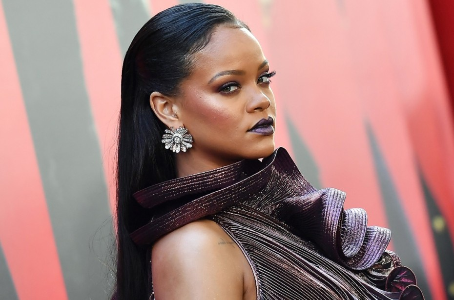 Εσώρουχα με την υπογραφή της Rihanna στην εβδομάδα μόδας της Νέας Υόρκης