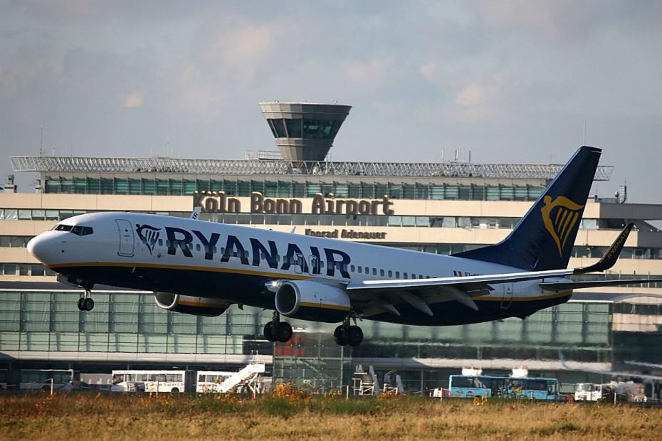 Γερμανία: Ακύρωση 150 πτήσεων λόγω απεργίας στη Ryanair