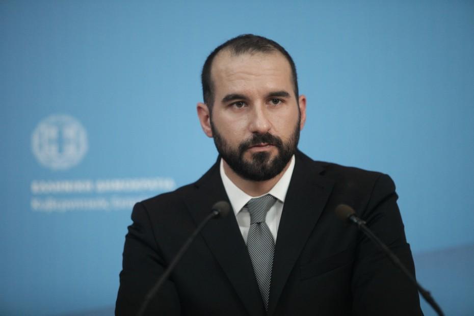 Τζανακόπουλος: Στο προσκήνιο και πάλι το αφήγημα «μας χωρίζει μία άβυσσος με τον Μητσοτάκη»