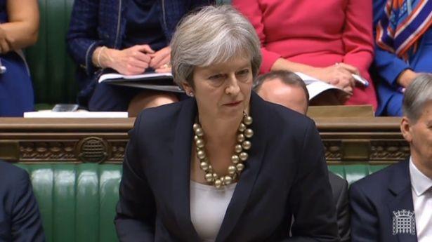 Η Μέι ζήτησε τη στήριξη των Τόρις για το Brexit
