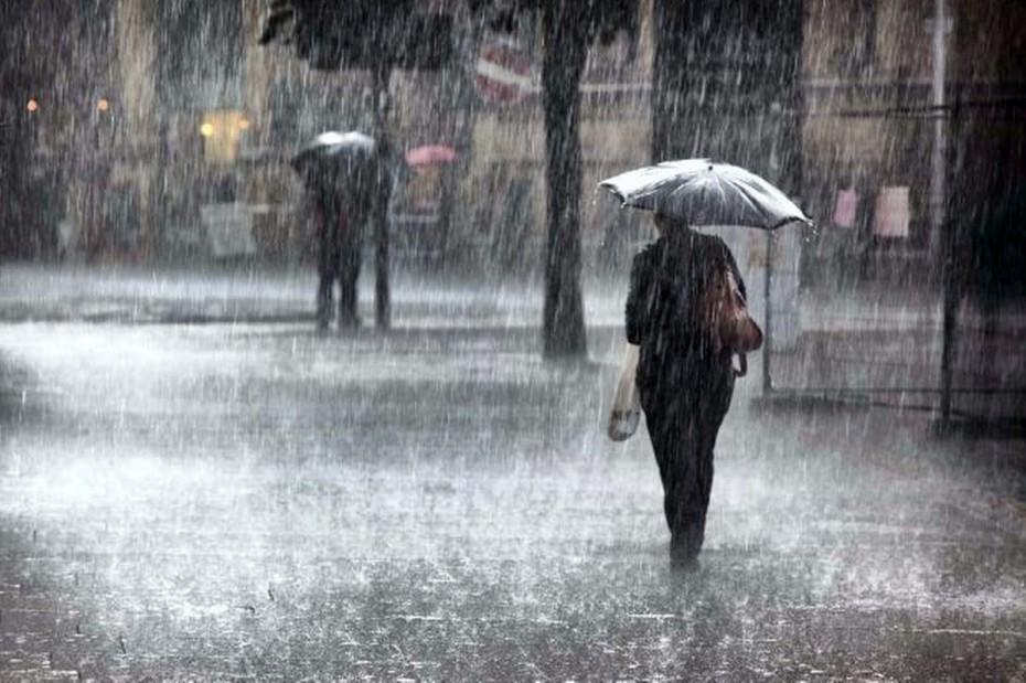 Τοπικές βροχές στα ανατολικά ηπειρωτικά, την Εύβοια και τη βόρεια Κρήτη