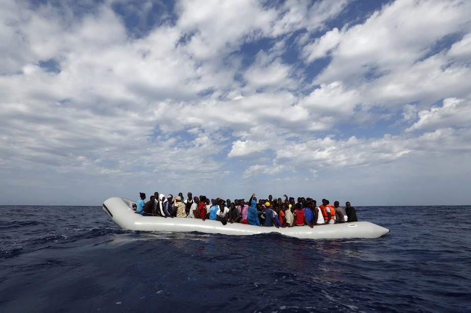 Μήνας ρεκόρ ο Σεπτέμβριος για τις μεταναστευτικές αφίξεις
