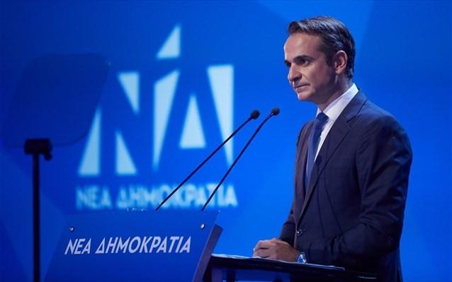 Μητσοτάκης: Εκλογές πριν έρθει το Σκοπιανό στη Βουλή