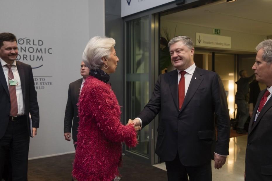 Νέο δάνειο 3,9 δισ. δολαρίων του ΔΝΤ στην Ουκρανία