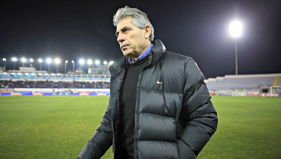 Ανακοινώθηκε ο Άγγελος Αναστασιάδης στην Εθνική Ελλάδας