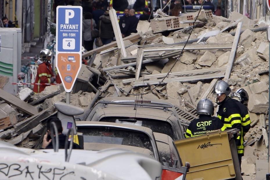 Στους 7 οι νεκροί από τις καταρρεύσεις κτηρίων στη Μασσαλία