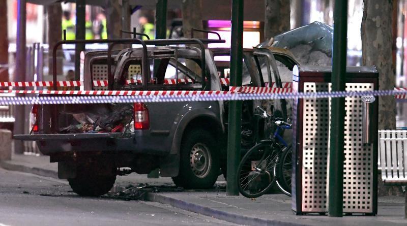 Το ISIS ανέλαβε την ευθύνη για την τρομοκρατική επίθεση στη Μελβούρνη