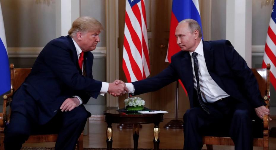 Την 1η Δεκεμβρίου η συνάντηση Τραμπ-Πούτιν στην Αργεντινή