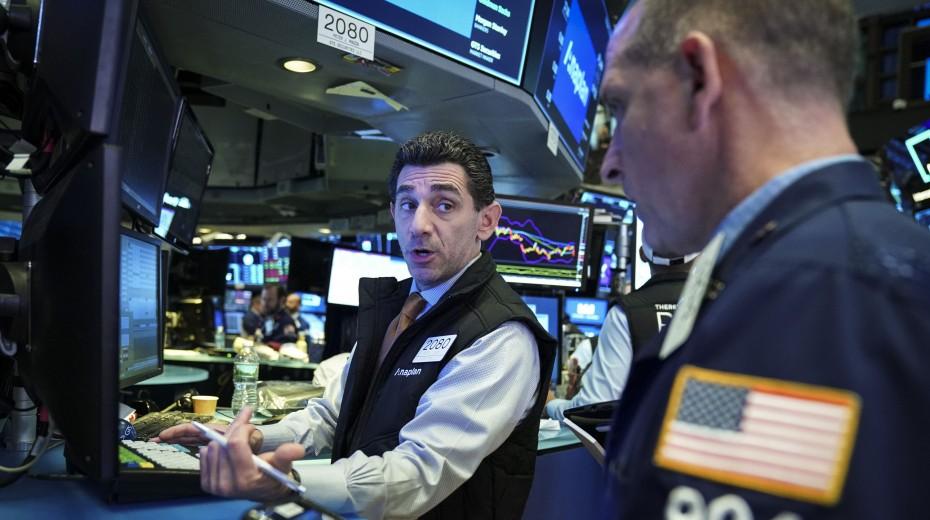 Στάση αναμονής για τη Fed στη Wall Street