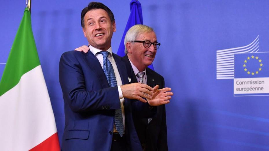 Ρώμη-Βρυξέλλες: Ναι μεν συμφωνία,αλλά...