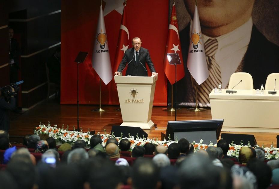 Ο Ερντογάν στοχοποιεί τον ηγέτη της αντιπολίτευσης στην Τουρκία