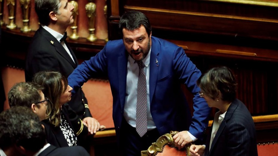 Την Παρασκευή η ψήφιση του προϋπολογισμού στην Ιταλία;