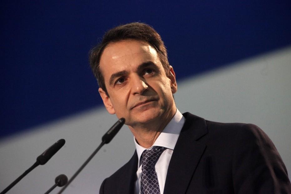 Έτοιμος για την εκλογική μάχη ο Κυριάκος Μητσοτάκης