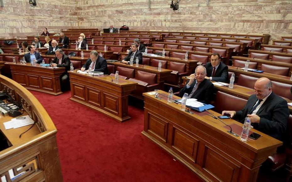 Νέα κόντρα στη Βουλή για τα ιδιωτικά πανεπιστήμια