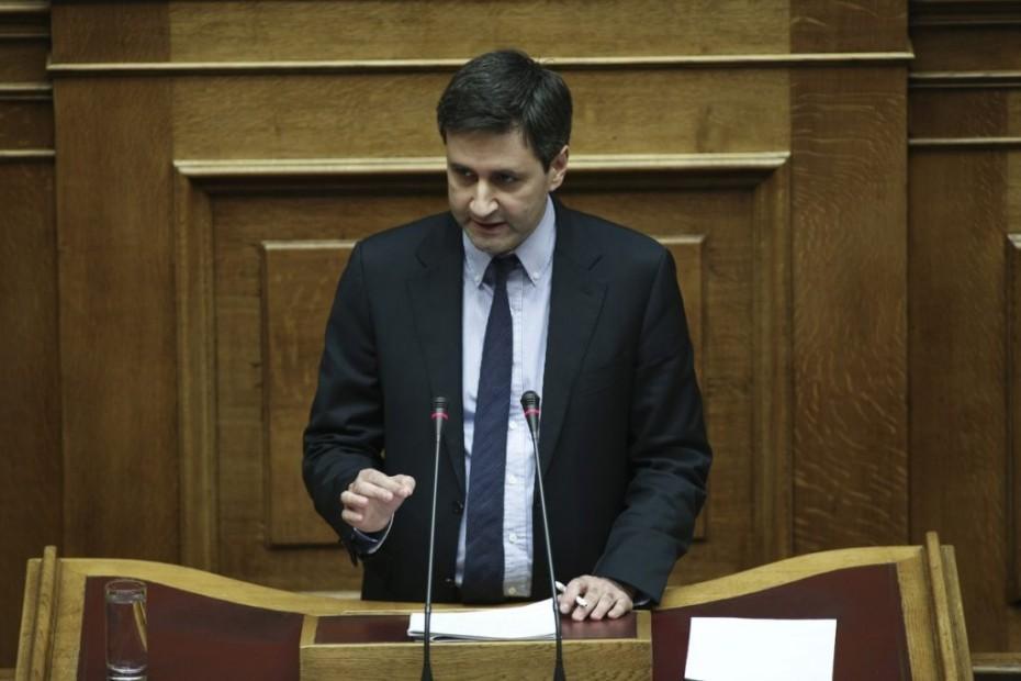 «Δεν θέλαμε την επιβολή των φόρων» σύμφωνα με τον Χουλιαράκη