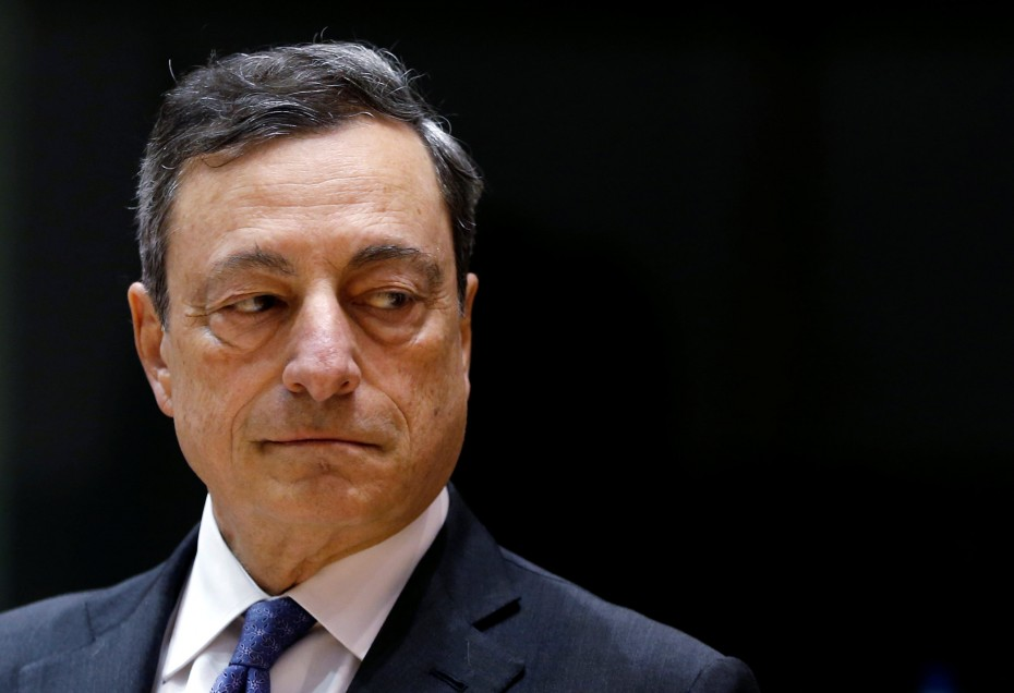 «Παράθυρο» Ντράγκι σε επανέναρξη του QE, αν χρειαστεί