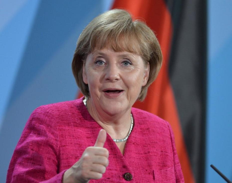 Το Βερολίνο διαψεύδει τη «The Sun»: Η Μέρκελ δεν έδωσε διαβεβαιώσεις για τη Μέρκελ