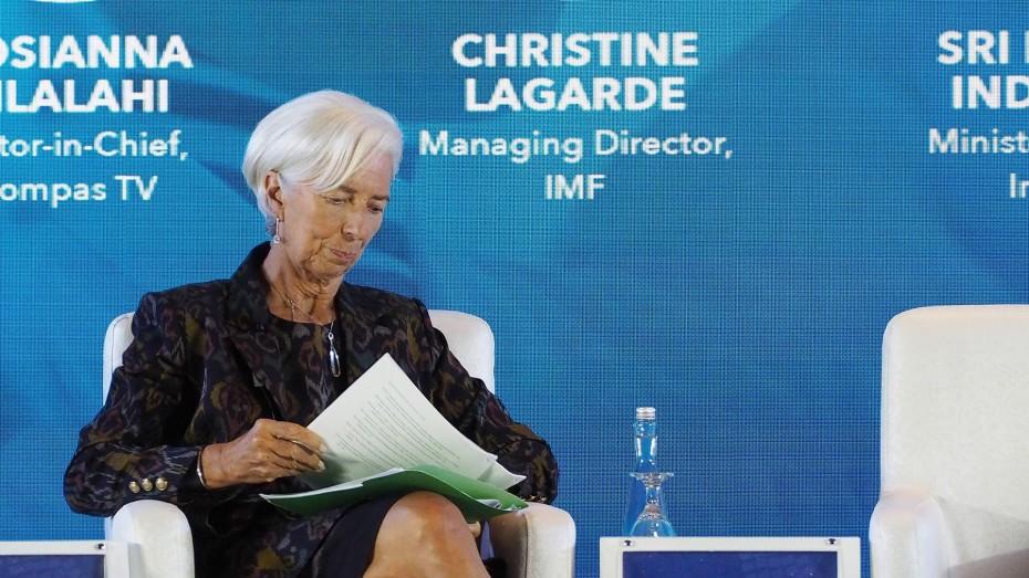 Σε χαμηλό 3 ετών η ανάπτυξη του παγκόσμιου ΑΕΠ, σύμφωνα με το ΔΝΤ