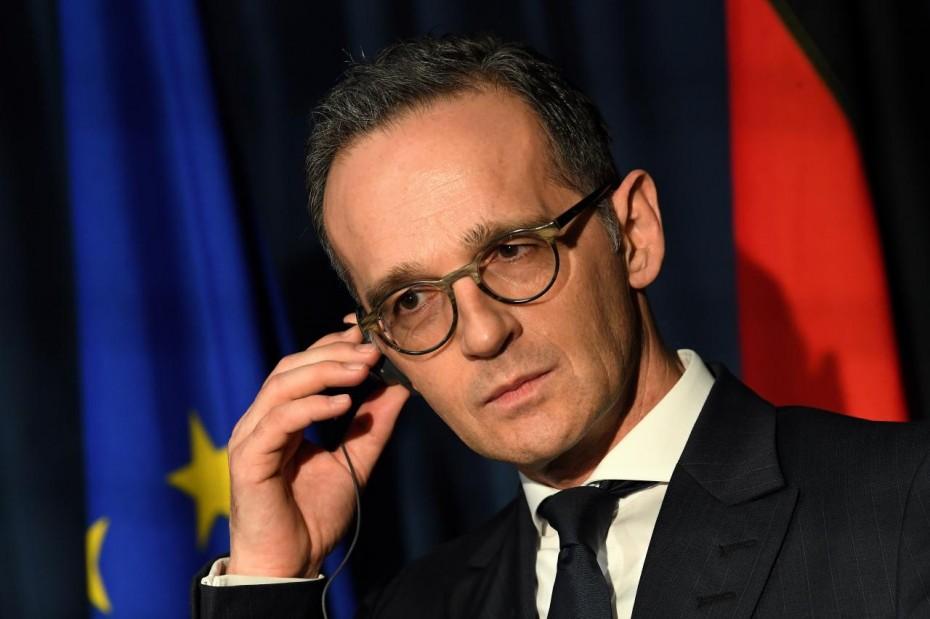 Γερμανός ΥΠΕΞ: Εκτιμώ ότι ο Τσίπρας έχει την πλειοψηφία για τις Πρέσπες