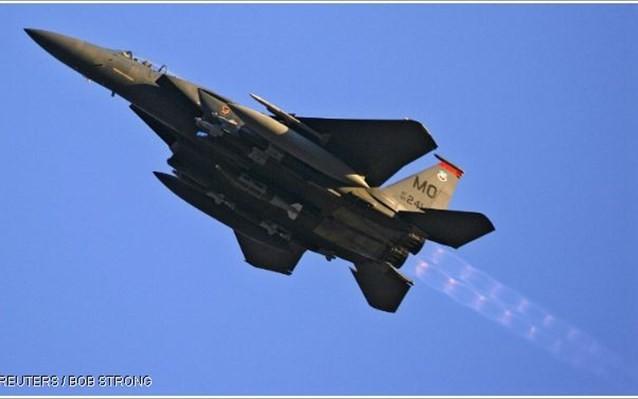 Ισραήλ: Προσγείωσαν F-15 με αποκόλληση καλύπτρας από τα 9.144 μέτρα