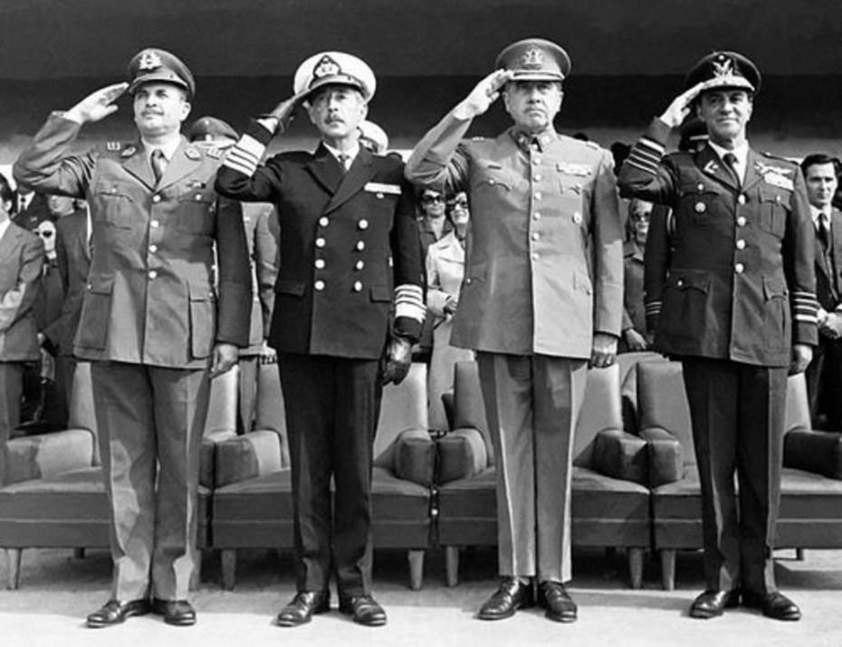 Καταδικάστηκαν πρώην πράκτορες της δικτατορίας Πινοσέτ