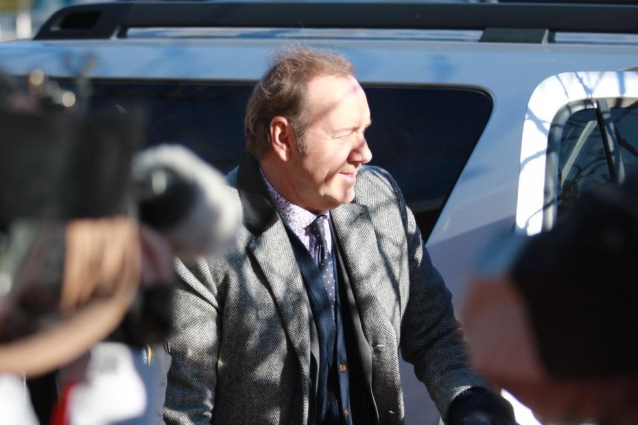 Ο Κέβιν Σπέσι δήλωσε αθώος για τη σεξουαλική παρενόχληση