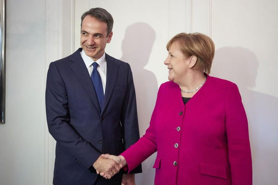 Αντεπίθεση Μητσοτάκη για τη συμφωνία των Πρεσπών
