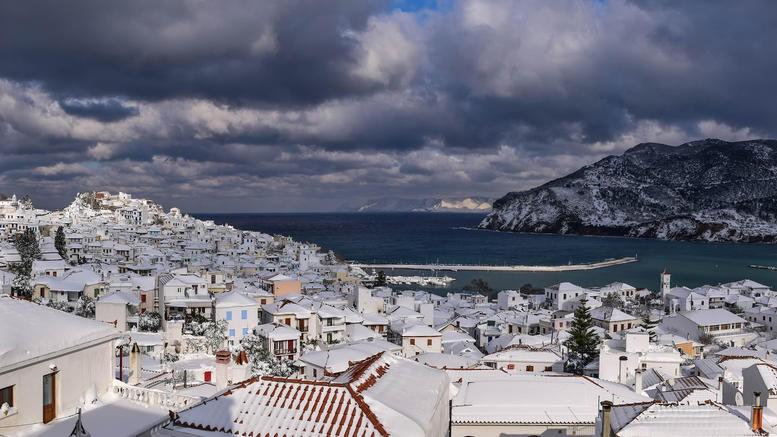 Νέο κύμα κακοκαιρίας στη Νότια Ελλάδα