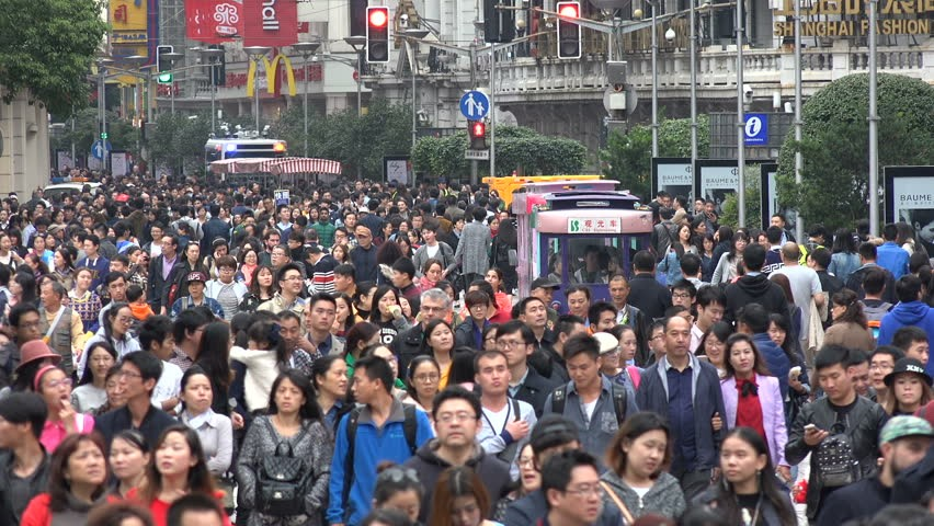 Ο πληθυσμός της Κίνας θα αγγίξει το 1,44 δισ. μέχρι το 2029