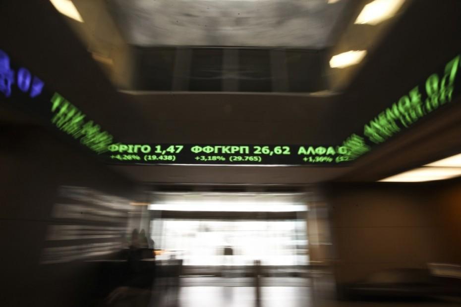 Ισχυρά κέρδη στο ΧΑ την Τετάρτη, με «οδηγό» τις τράπεζε