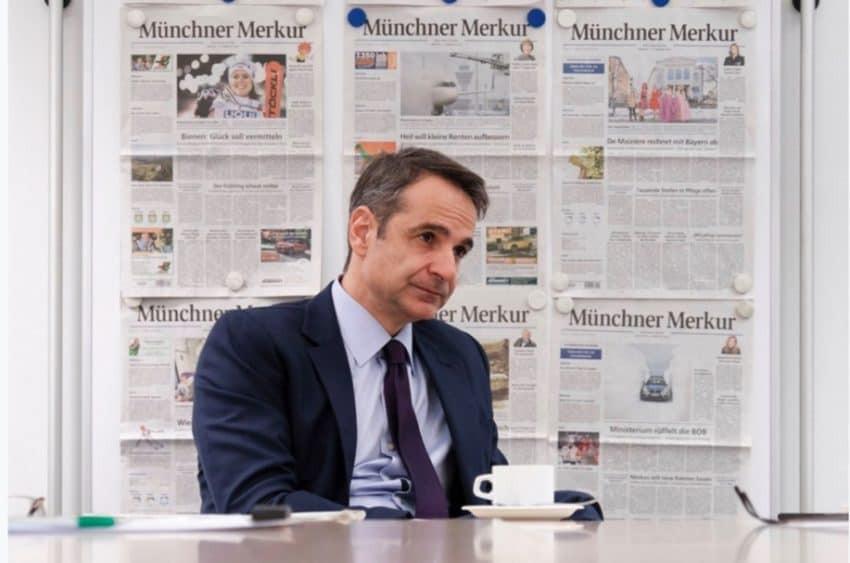 Νέες απειλές Μητσοτάκη στα Σκόπια