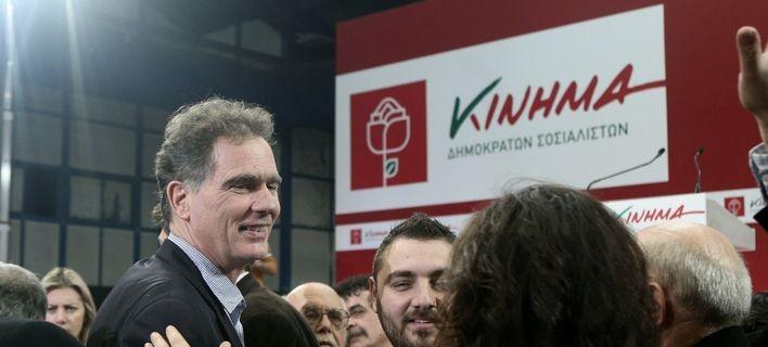 «Κλείδωσε» ο Νίκος Παπανδρέου για το ευρωψηφοδέλτιο του ΚΙΝΑΛ