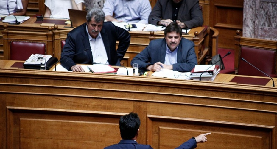 Ερώτηση Άδωνι στη Βουλή για τα δάνεια του Πολάκη