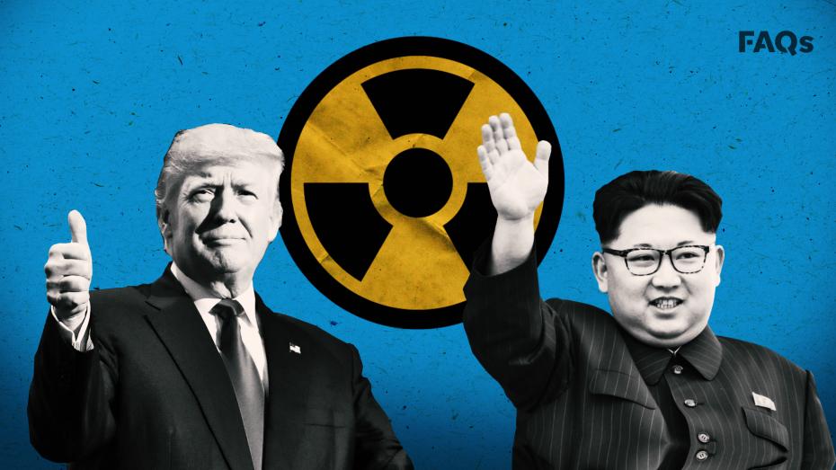 Πρόωρο τέλος συνομιλιών ΗΠΑ-Βόρειας Κορέας για τα πυρηνικά