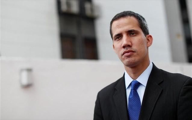 Ο Γκουαϊδό ελέγχεται για παράνομη χρηματοδότηση στη Βενεζουέλα