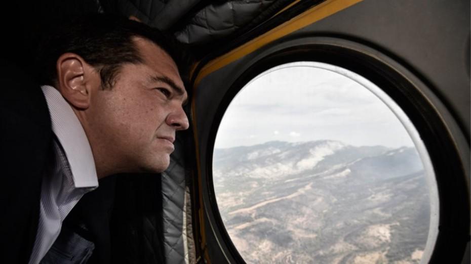 Άγκυρα: Δεν ενοχλήσαμε το ελικόπτερο που μετέφερε τον Τσίπρα