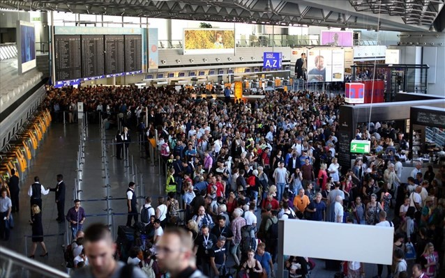 Νέο περιστατικό με drone σε αεροδρόμιο, στη Φρανκφούρτη