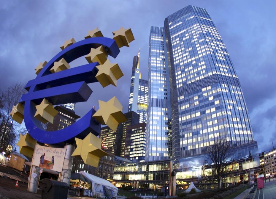 ΕΚΤ: Επιταχύνθηκε ο εταιρικός δανεισμός στην ευρωζώνη