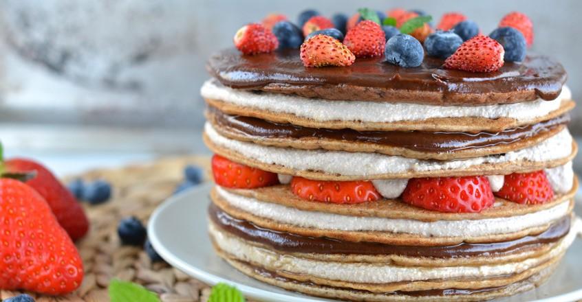 Γνωρίζατε ότι σήμερα είναι η Pancake Day;