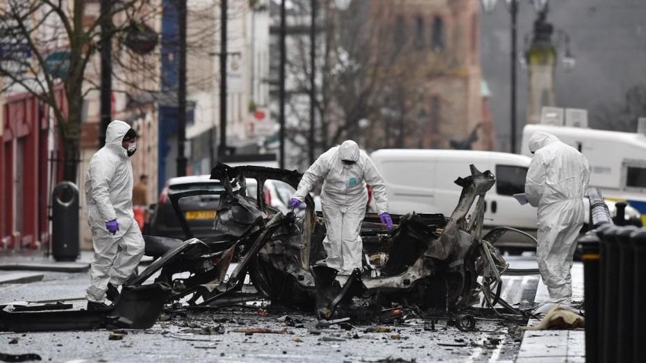 Ο IRA ευθύνεται για τους εκρηκτικούς μηχανισμούς σε σταθμούς του Λονδίνου