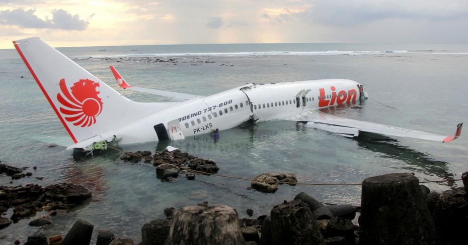 Οι τελευταίες στιγμές στην μοιραία πτήση της Lion Air