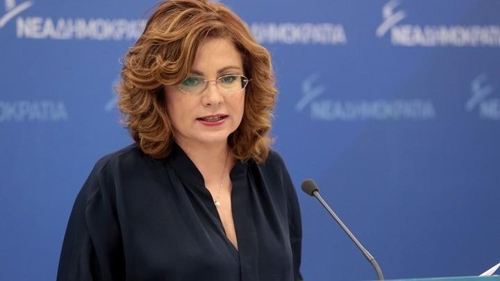 Σπυράκη: Η Δούρου θα παραιτηθεί με την ψήφο των Ελλήνων