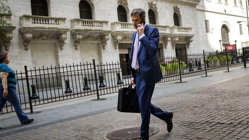 Υπαναχωρεί σε αρνητικό έδαφος η Wall Street