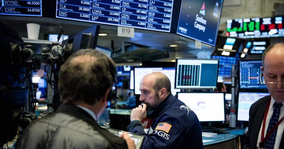 Σταθερά κέρδη στη Wall Street εν μέσω των εταιρικών αποτελεσμάτων