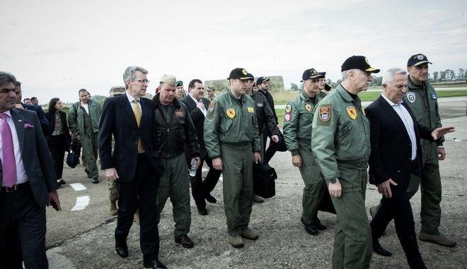 «Αβάντα» του Αμερικανού πρέσβη για την αγορά F-35 από την Ελλάδα